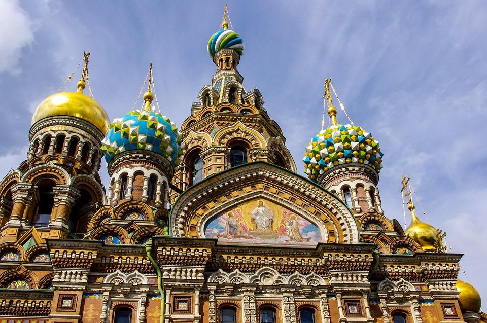 Нова Година 2020 в Москва и Санкт Петербург