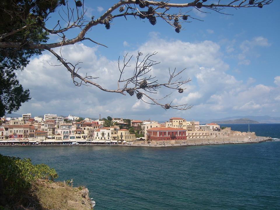 Почивка на остров Крит, Гърция