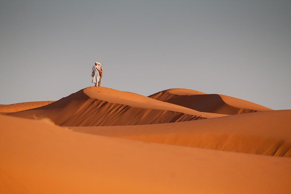 Великден в Мароко - Имперските столици