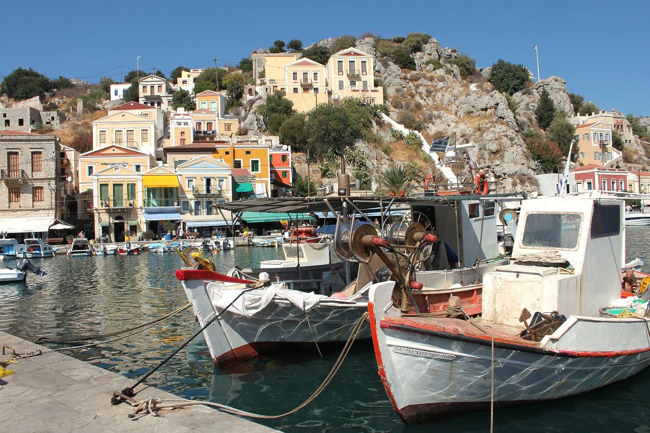 Почивка на остров Родос, Гърция