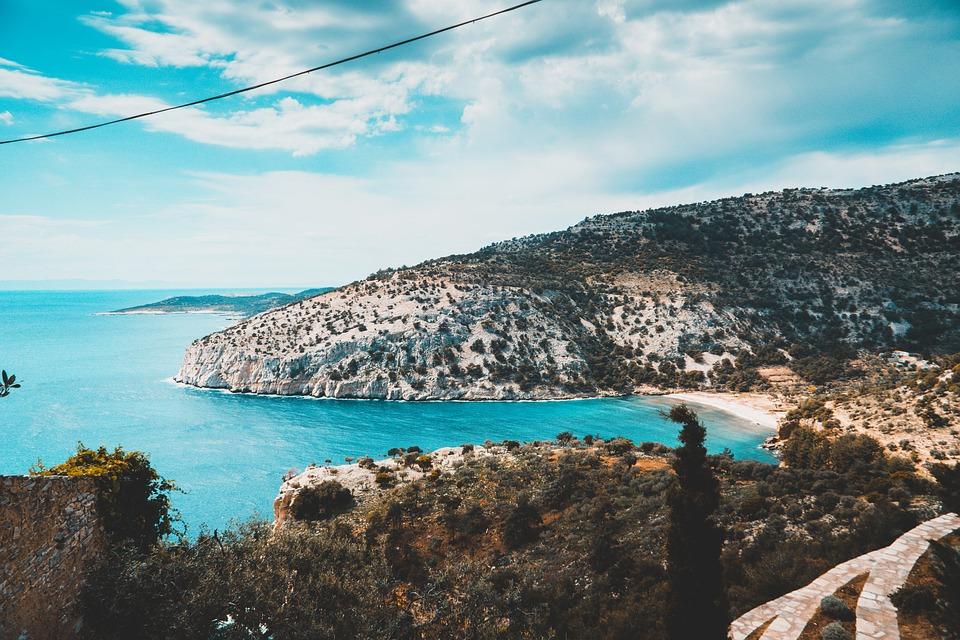 Почивка на остров Тасос, Гърция