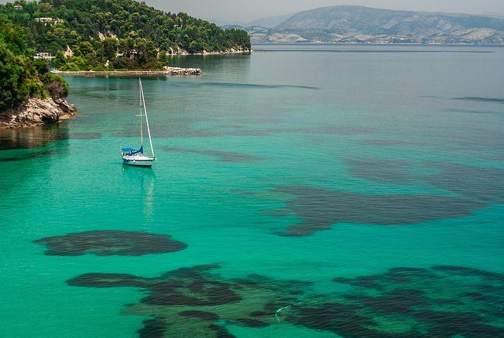 Почивка на остров Корфу, Гърция