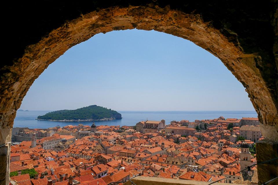 Великден в Дубровник, Хърватия