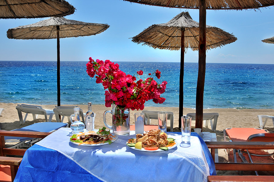 Почивка в Халкидики, Гърция