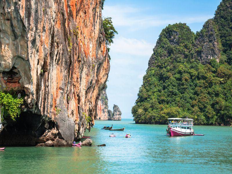 Нова Година 2020 в Тайланд- Бангкок и Као Лак
