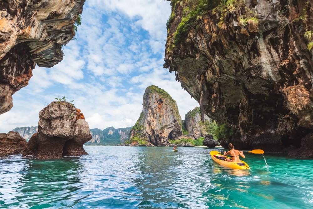 Нова Година 2020 в Тайланд- Краби и Бангкок