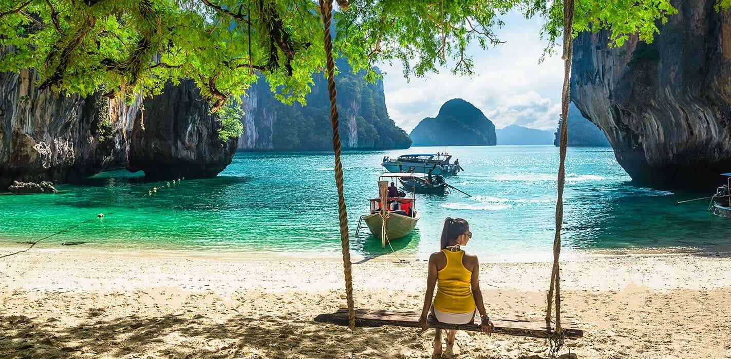 Нова Година 2020 в Тайланд- Краби и Чианг Май