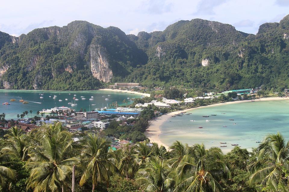 Тайланд- остров Пукет и остров Пи Пи