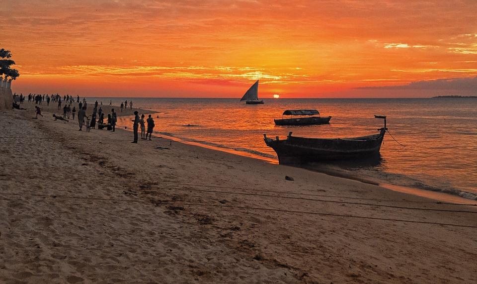 Почивка на остров Занзибар, Танзания